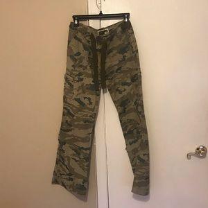 Pants - Camo pants